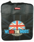 1 x SKYLINE TASCHE WE ARE THE MODS - SCHWARZ