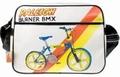 1 x SCHULTERTASCHE - RALEIGH BURNER BMX