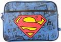 x SCHULTERTASCHE SUPERMAN