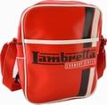 Lambretta Tasche - Streifen rot klein