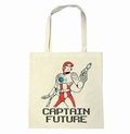 1 x JUTETASCHE - CAPTAIN FUTURE