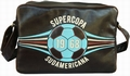 1 x SKYLINE TASCHE - SUPERCOPA II - DUNKELBRAUN