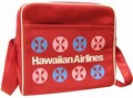 1 x SKYLINE TASCHE - HAWAIIAN AIRLINES II - ROT