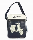 6 x VESPA SCHULTERTASCHE - DUNKELBLAU