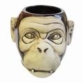 Tiki Mug Monkey gl�nzend