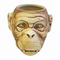 Tiki Mug Monkey matt