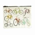 x BICYCLES ZIPPER TASCHE