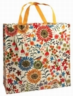 FLOWER FIELD SHOPPER