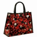 x HANDTASCHE - POPPIES