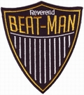 REVEREND BEAT-MAN PATCH