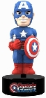 Marvel Comics Body Knocker Wackelfigur Captain America