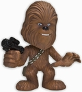 x STAR WARS CHEWBACCA HEADKNOCKER
