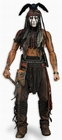 The Lone Ranger Actionfigur Tonto (Johnny Depp)