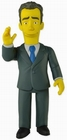 The Simpsons 25th Anniversary Actionfigur Tom Hanks
