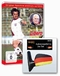 Franz Beckenbauer als Libero (+ 2 Fahnen)