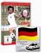 Franz Beckenbauer als Libero (+ Magnetflagge)