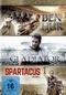 Ben Hur / Gladiator / Spartacus [4 DVDs]