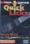 Guitar Quick Licks - Heavy Metal/Kirk Hammett