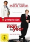 Patch Adams/Man of the Year [2 DVDs]
