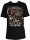 Rods and Broads schwarz - Steady Clothing T-Shirt