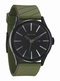  x THE SENTRY - ALL BLACK / SURPLUS - NIXON UHR