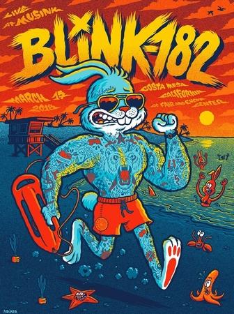 Blink-182 Musink
