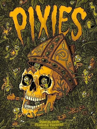 Pixies - Jacksonville