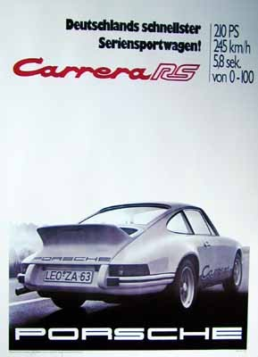 Porsche_Poster_-_Porsche_Carrera_RS