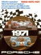 Porsche Rennplakat - Poster