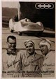 AUDI Auto Union Rosemeyer, Hasse, Müller. Poster