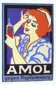 Amol Werbung 1925 Poster