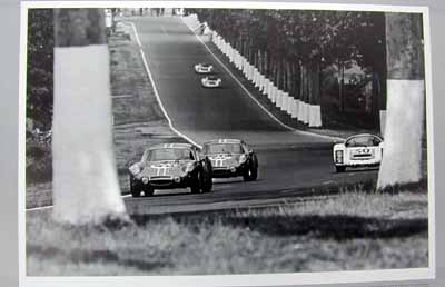 25 Hours of Le Mans 1966 Siffert-Davies-Porsche Poster