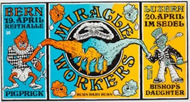 Dirk Bonsma - miracle Workers
