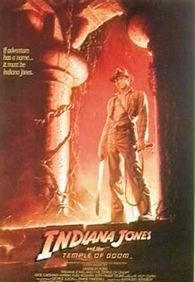 Indiana Jones - Temple Of Doom