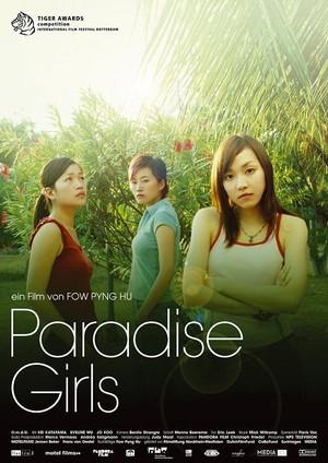 Paradise Girls Poster