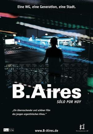 B.Aires - Sólo por hoy Poster