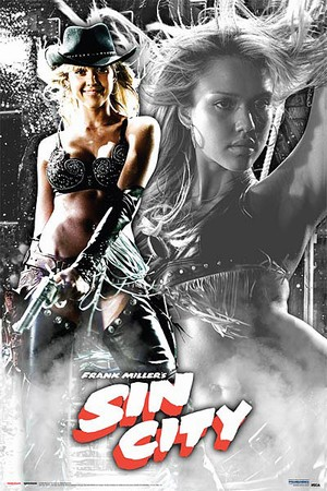 SIN CITY: Nancy/Cowgirl - Poster