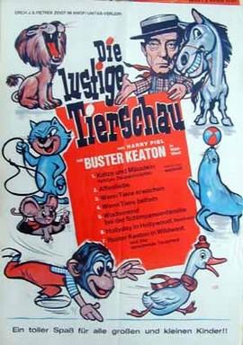 Buster Keaten - Die lustige Tiershow