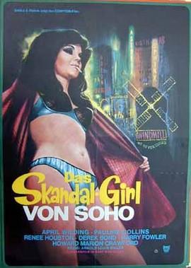 Das Skandalgirl von Soho