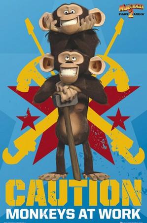 Madagaskar 2 - Poster