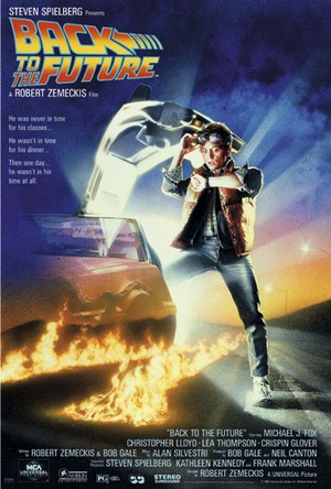 Back to the Future -Poster
