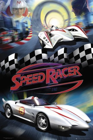 Speed Racer - Logo - Poster