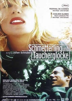 Schmetterling und Taucherglocke - Poster