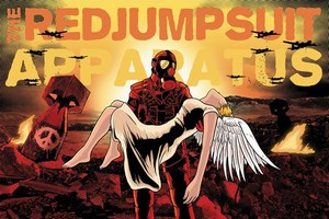 The Red Jumpsuit Apparatus Angel - Poster