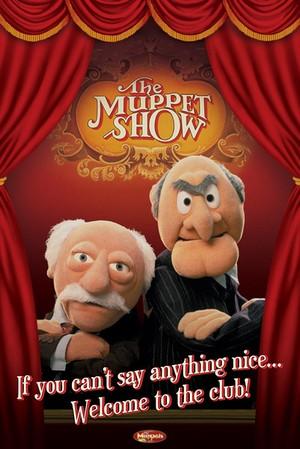 waldorf and statler. Muppets: Waldorf amp; Statler