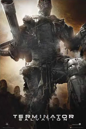 Terminator Salvation - Poster
