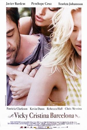 Vicky Cristina Barcelona - Poster