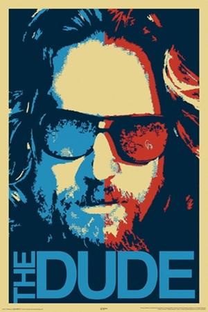 The big Lebowski - Poster