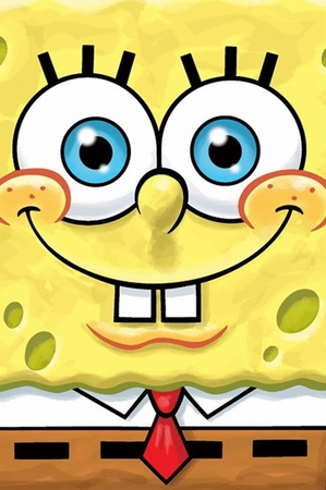 SpongeBob - smile
