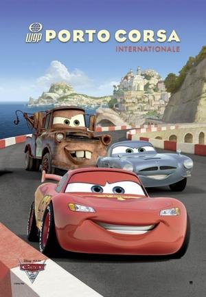 Cars 2 - Porto Corsa Internationale